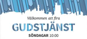 På söndag predikar Daniel Svensson.